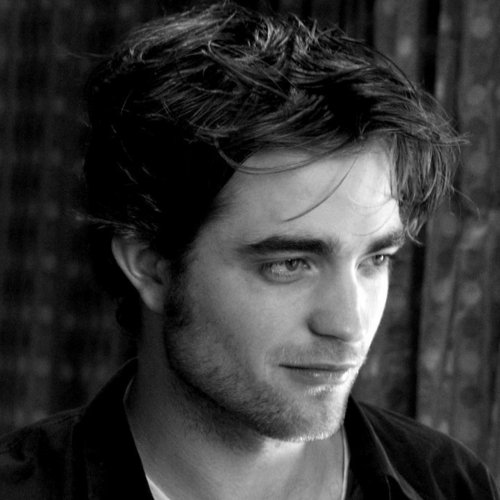 Rob In Black & White