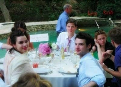 Robert and Kristen - Old/New foto