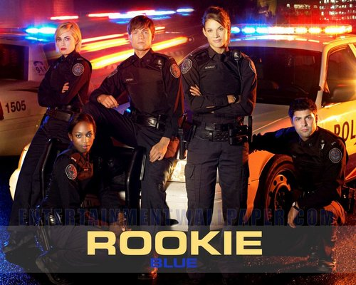 Rookie Blue দেওয়ালপত্র