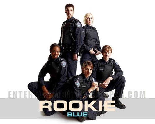 Rookie Blue fondo de pantalla