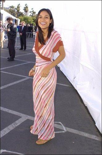 Rosario @ 2004 Independent Spirit Awards