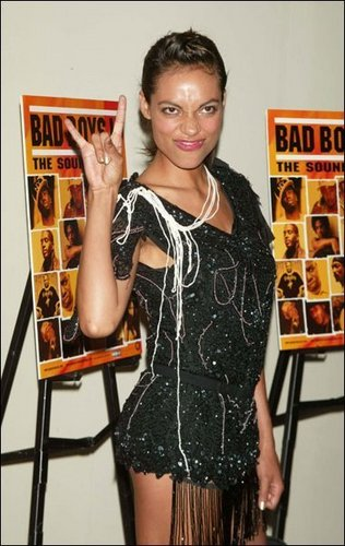 Rosario @ Bad Boys 2 Soundtrack Premiere