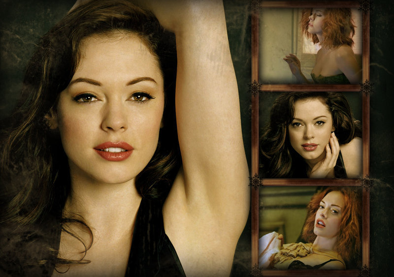 Rose McGowan - Photo Gallery