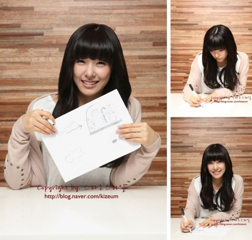 SPAO Autograph - Girls' Generation