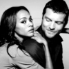 Sam Worthington photo with a portrait entitled Sam & Zoe