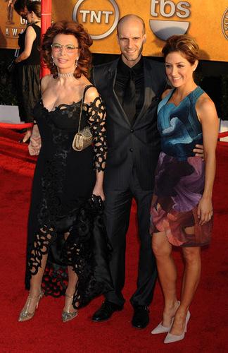 Sasha @ 16th Annual Screen Actors Guild Awards - Arrivals