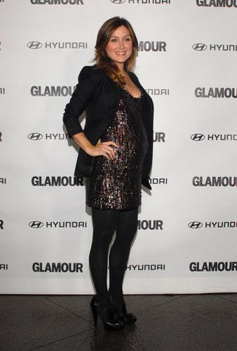 Sasha @ 5th Anniversary Of Glamour Reel Moments
