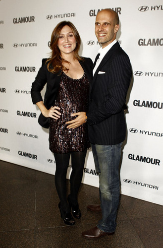 Sasha @ 5th Anniversary Of Glamour Reel Moments
