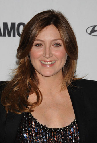 Sasha Alexander wallpaper with a portrait called Sasha @ 5th Anniversary Of Glamour Reel Moments