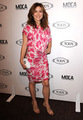 Sasha @ MOCA And Tod's Beverly Hills Boutique Reopening Cocktail Party
