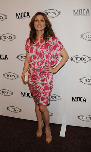 Sasha @ MOCA And Tod's Beverly Hills Boutique Reopening kaktel Party