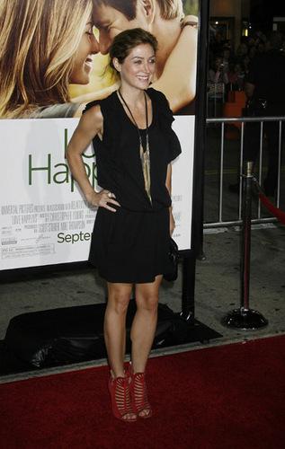 "Sasha @ Premiere Of Universal Pictures' ""Love Happens"""