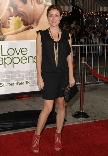 "Sasha @ Premiere Of Universal Pictures' ""Love Happens"""
