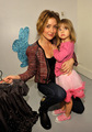 Sasha @ Stella McCartney For GapKids Pop-Up Store - sasha-alexander photo