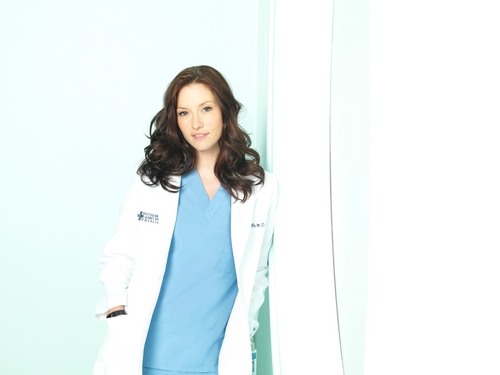 Grey's Anatomy پیپر وال titled Season 7- Cast Promo تصاویر