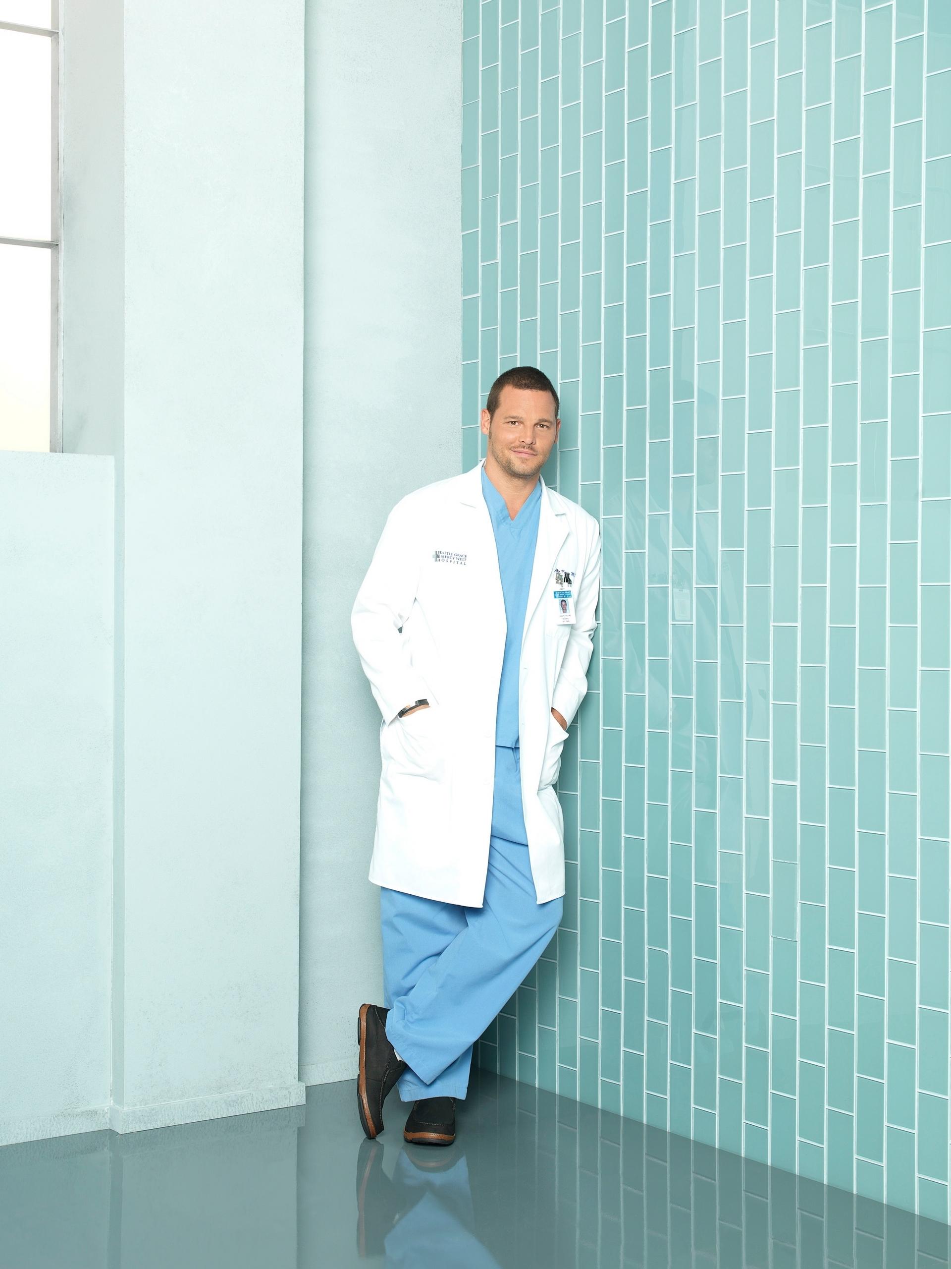 Greys Anatomy Season 7 Finale Cast Bob Sherman Actor