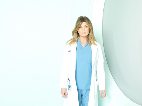 Grey's Anatomy wallpaper entitled Season 7- Cast Promo photos