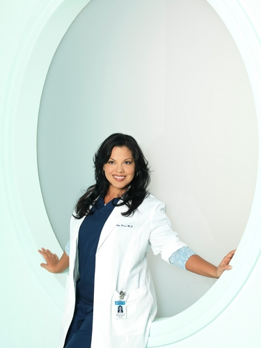 Grey's Anatomy wallpaper titled Season 7- Cast Promo photos