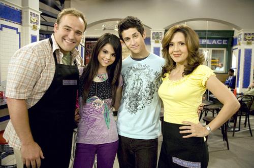 Selena and David:)