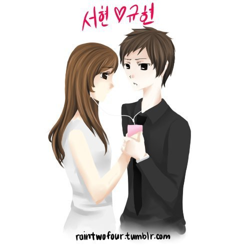 SeoKyu (Seohyun & Kyuhyun)