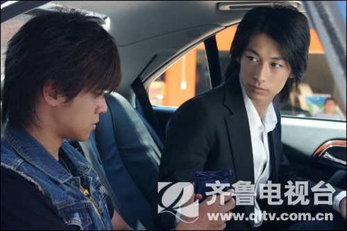 """显示 Luo """"Corner with love"""" drama"""