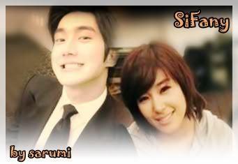 SiFany (Siwon & Tiffany)