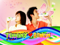 Siwon & Tiffany (SiFany) - super-generation-super-junior-and-girls-generation wallpaper
