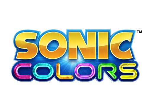Sonic màu sắc Logo