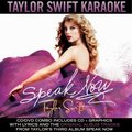 Speak Now (Karaoke) [Official Album Cover]