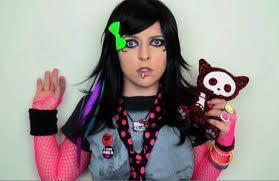 Stacy Rect a.k.a Razorblade and Safety Pin
