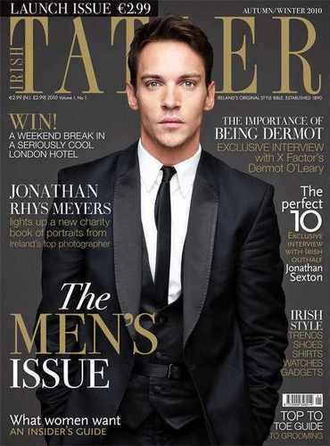 Tatler Magazine [A/W 2010]