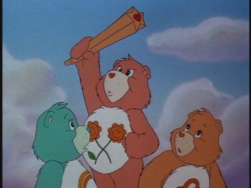 películas animadas fondo de pantalla with anime called The Care Bears Movie