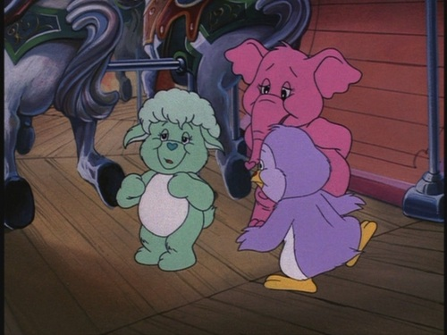 películas animadas fondo de pantalla with anime called The Care Bears Movie