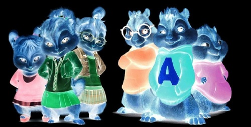 The Chipmunks & The Chippettes - alvin-and-the-chipmunks-2 Photo