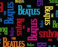 The Colourful Beatles - bright-colors fan art