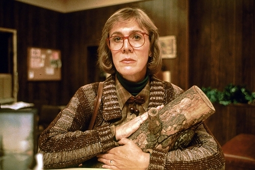 Twin Peaks wallpaper titled The Log Lady