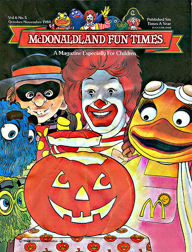The McDonaldland Fun Times: Vol. 6, No. 5
