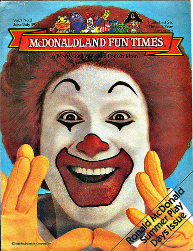 The McDonaldland Fun Times: Vol. 7, No. 3