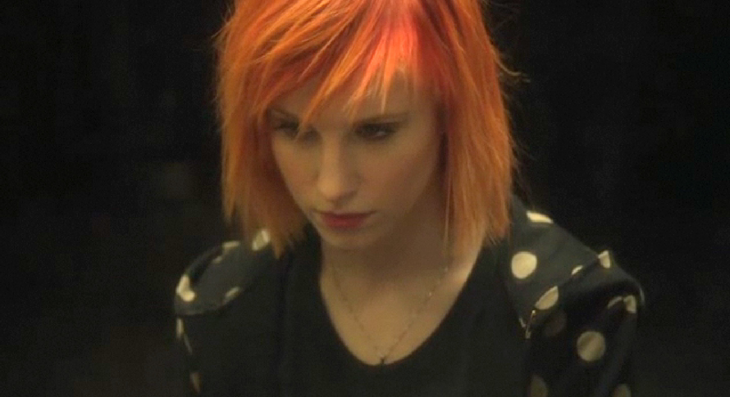 Hayley Williams The Only Exception