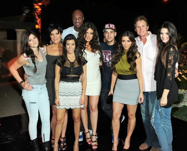 Keeping Up With The Kardashians images The Whole Family HD wallpaper ...