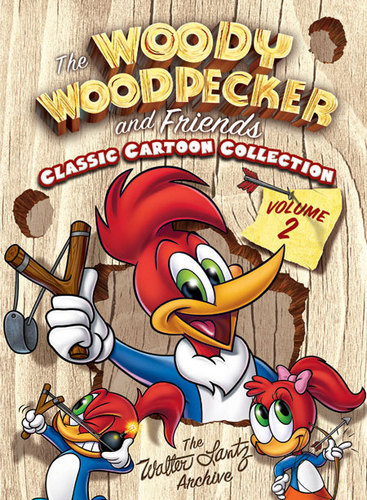 The Woody Woodpecker and फ्रेंड्स Classic Cartoon Collection: Volume 2