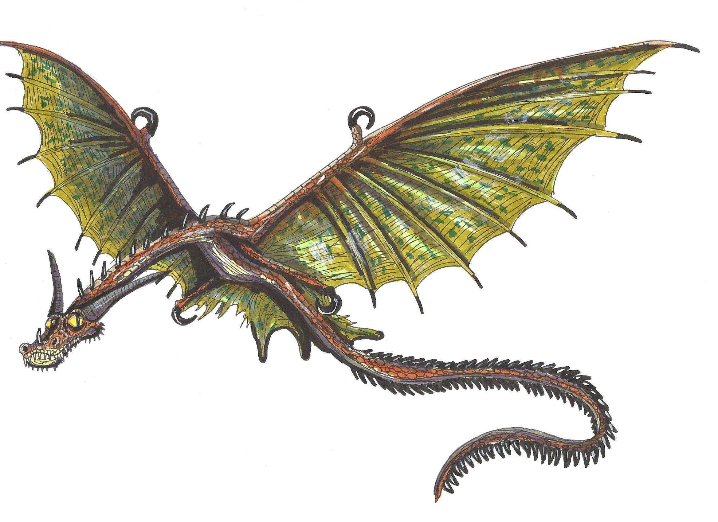 timberjack dragon