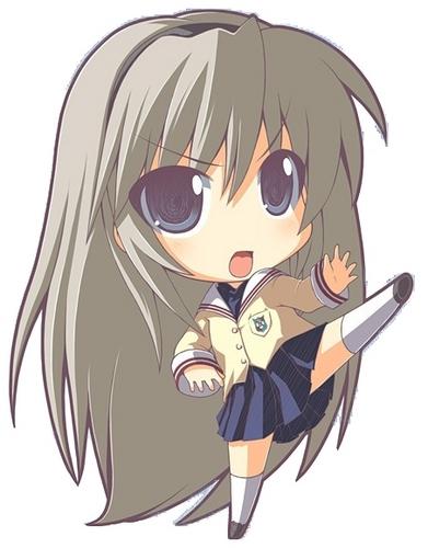 Tomoyo Chibi