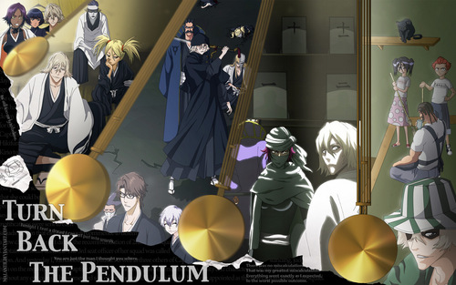 Turn Back The Pendulum