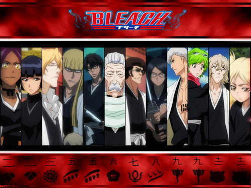 animê bleach wallpaper containing animê called Turn Back the Pendulum