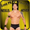 NEXUS 4EVER - wade-barrett fan art