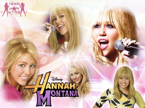 Wallpaper Hannah Montana Forever 1 2 3 4'ever Season