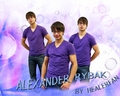 Wallpaper made by me - alexander-rybak wallpaper