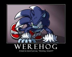 Werehog.