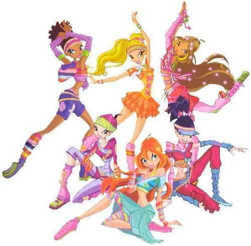 Believix in You wallpaper with animê entitled Winx Club!